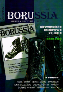 Borussia nr 49 z 2011 r. - okładka