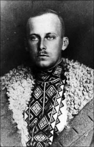 Arcyksiążę Wilhelm Habsburg jako Wasyl Wyszywany, źródło Wikipedia