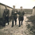 Stalag IA Stablack pomiędzy barakami, foto od Barbary Trojanek ze Zbąszynia, popr.